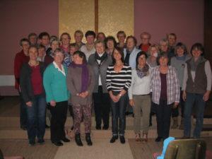 Demenzhelfergruppe 2015